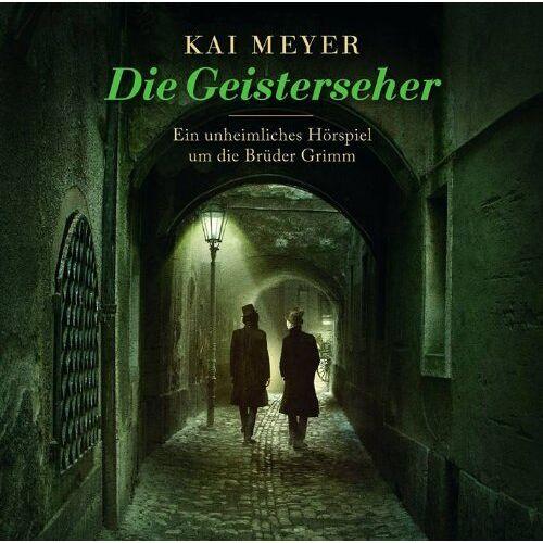 Kai Meyer - Die Geisterseher - Preis vom 18.04.2021 04:52:10 h