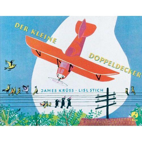 James Krüss - Der kleine Doppeldecker - Preis vom 06.05.2021 04:54:26 h