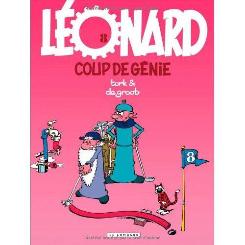 - Léonard, Tome 8 : Coup de génie - Preis vom 18.04.2021 04:52:10 h