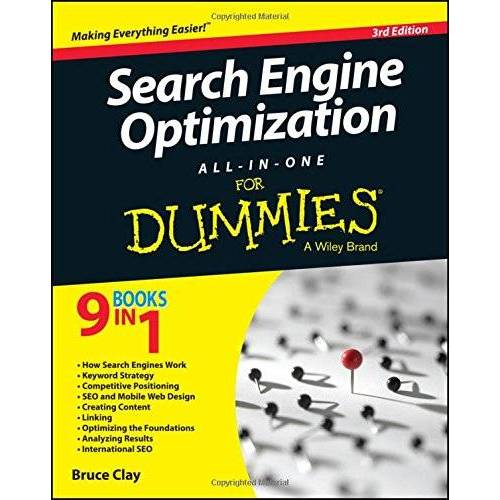 Bruce Clay - Search Engine Optimization All-in-One For Dummies - Preis vom 18.04.2021 04:52:10 h