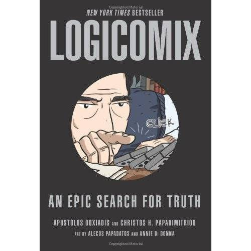 Apostolos Doxiadis - Logicomix: An Epic Search for Truth - Preis vom 15.01.2021 06:07:28 h