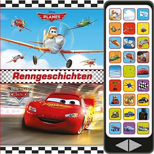 Disney Cars / Planes Renngeschichten - Preis vom 06.05.2021 04:54:26 h