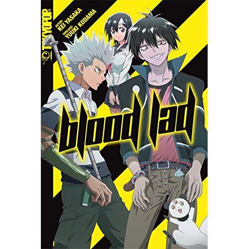 Yuuki Kodama - Blood Lad Novel 01 - Preis vom 21.10.2020 04:49:09 h