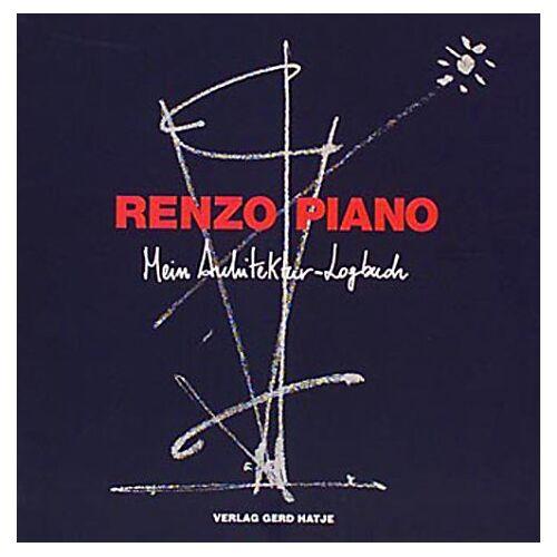 Renzo Piano - Mein Architektur-Logbuch - Preis vom 13.04.2021 04:49:48 h