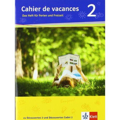 - Cahier de vacances 2: Das Heft für Ferien und Freizeit zu Découvertes 2 und Découvertes Cadet 2 - Preis vom 20.10.2020 04:55:35 h
