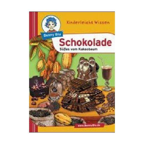 Nicola Herbst - Benny Blu Schokolade - Süßes vom Kakaobaum - Preis vom 15.04.2021 04:51:42 h