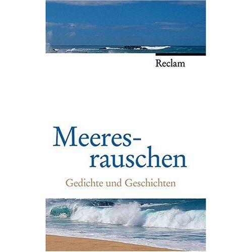 Andrea Wüstner - Meeresrauschen: Gedichte und Geschichten: Geschichten und Gedichte - Preis vom 18.04.2021 04:52:10 h