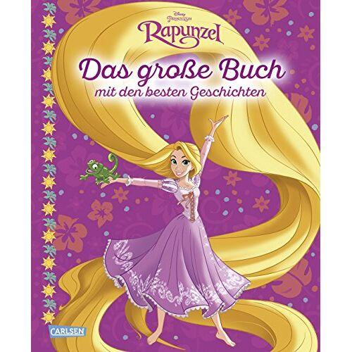 Disney Rapunzel - Das große Buch - mit den besten Geschichten - Preis vom 08.05.2021 04:52:27 h