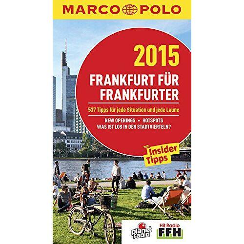 Stephanie Kreuzer - MARCO POLO Cityguide Frankfurt für Frankfurter 2015 - Preis vom 03.05.2021 04:57:00 h