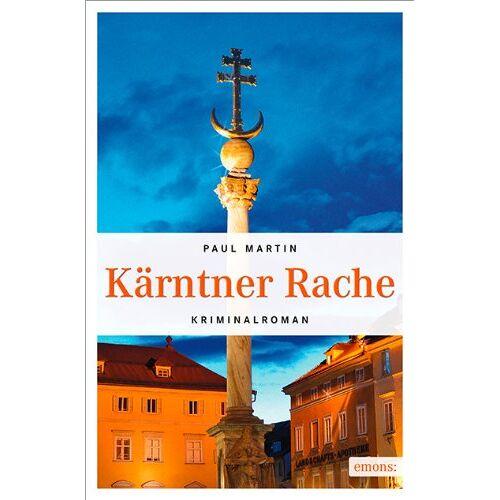 Paul Martin - Kärntner Rache - Preis vom 05.09.2020 04:49:05 h