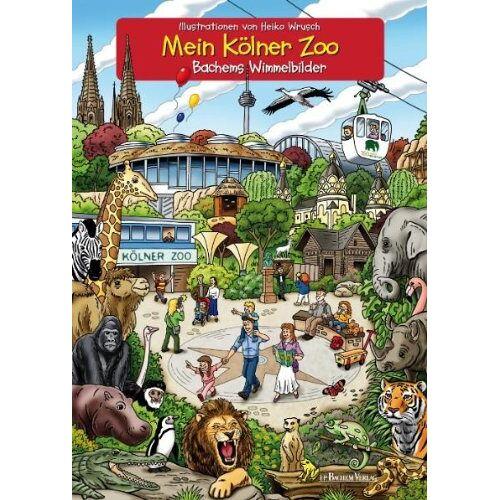 - Wimmelbilder Kölner Zoo: Bachems Wimmelbilder - Preis vom 16.01.2021 06:04:45 h