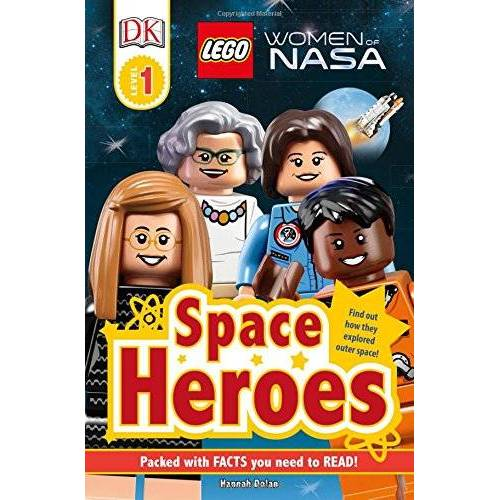 DK - LEGO Women of NASA Space Heroes (DK Readers Level 1) - Preis vom 11.12.2019 05:56:01 h