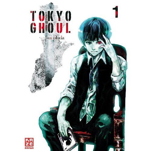 Sui Ishida - Tokyo Ghoul 01 - Preis vom 13.05.2021 04:51:36 h