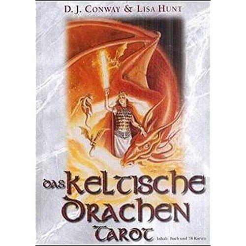 Conway, D. J. - Tarotkarten, Das Keltische Drachen-Tarot, m. Anleitung - Preis vom 06.05.2021 04:54:26 h
