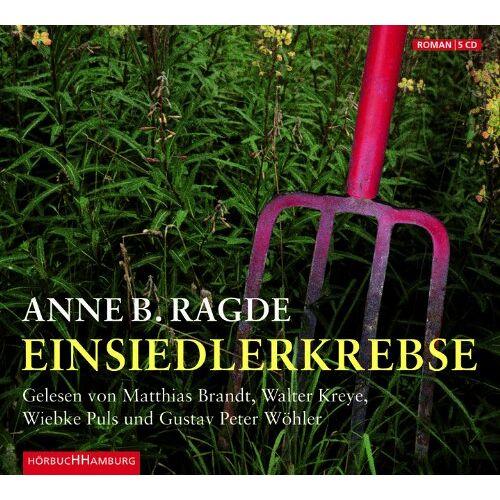 Ragde, Anne B. - Einsiedlerkrebse - Preis vom 20.10.2020 04:55:35 h