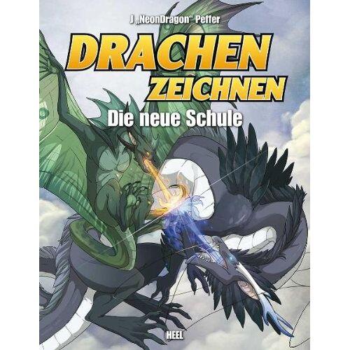 J. Peffer - Drachen zeichnen - Die neue Schule - Preis vom 19.10.2020 04:51:53 h
