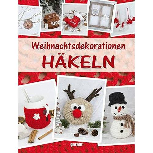 - Weihnachtsdekorationen Häkeln - Preis vom 17.01.2021 06:05:38 h