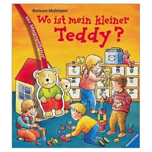- Wo ist mein kleiner Teddy?: Mit Magnetfigur - Preis vom 01.03.2021 06:00:22 h