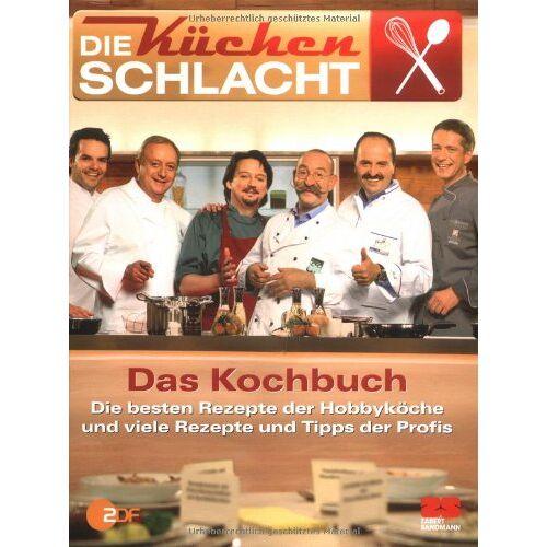 o.A. - Die Küchenschlacht - Das Kochbuch: Die besten Rezepte der Hobbyköche und viele Rezepte und Tipps der Profis - Preis vom 21.10.2020 04:49:09 h
