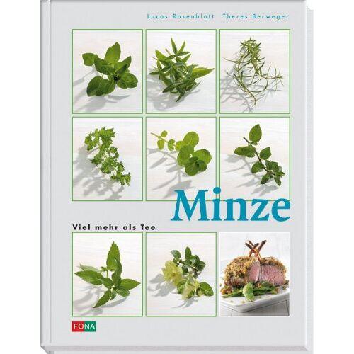 Rosenblatt - Minze: Viel mehr als Tee - Preis vom 18.04.2021 04:52:10 h