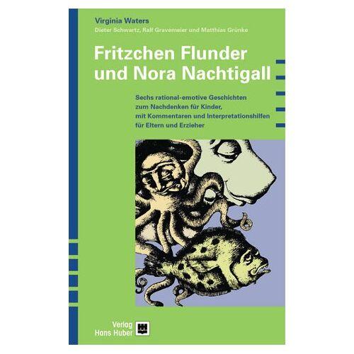 Virginia Waters - Fritzchen Flunder und Nora Nachtigall - Preis vom 03.05.2021 04:57:00 h