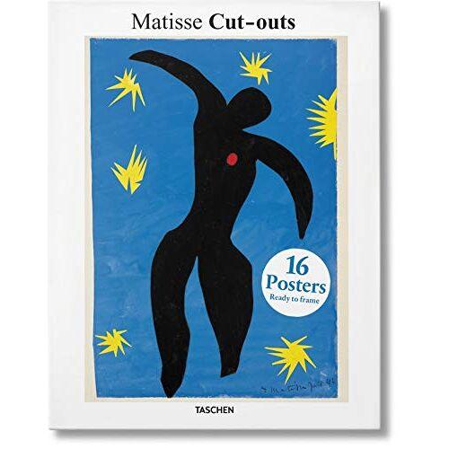 Henri Matisse - Matisse. Cut-Outs. Poster Set (Taschen Print Sets) - Preis vom 05.09.2020 04:49:05 h