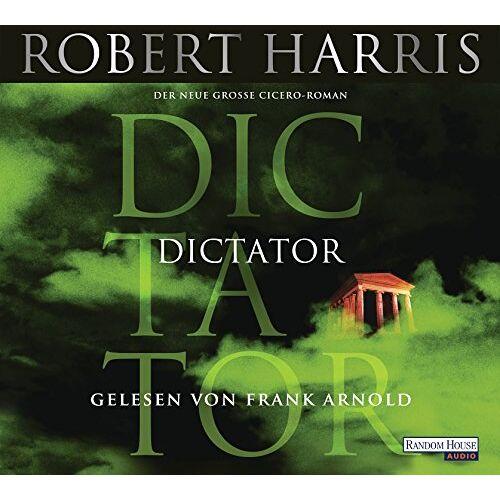 Robert Harris - Dictator (Cicero, Band 3) - Preis vom 13.04.2021 04:49:48 h