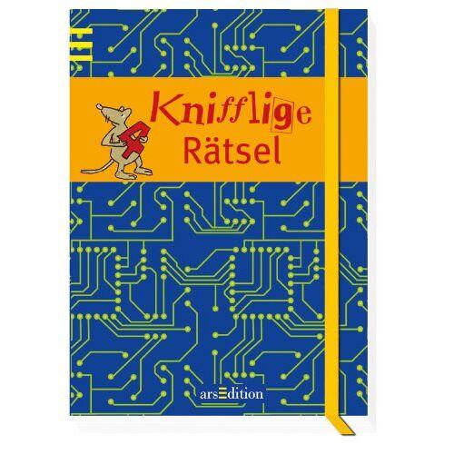 Philip Kiefer - Knifflige Rätsel (Knifflige Rätsel ab 8) - Preis vom 18.04.2021 04:52:10 h