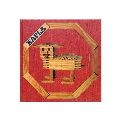 KAPLA - KAPLA , Anleitungsbuch Nr. 1 ab 6 Jahre - Preis vom 13.05.2021 04:51:36 h
