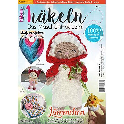 Häkeln-das Maschenmagazin - Häkeln-das Maschenmagazin 13/2019 Lämmchen - Preis vom 07.05.2021 04:52:30 h