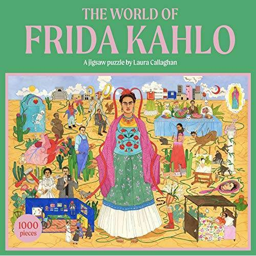 Holly Black - The World of Frida Kahlo. A Jigsaw Puzzle - Preis vom 12.04.2021 04:50:28 h