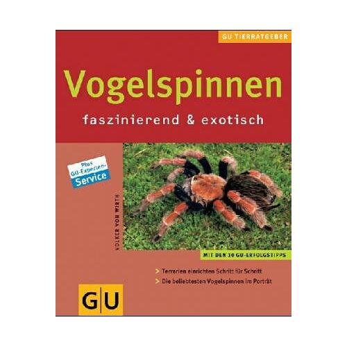 Wirth, Volker von - Vogelspinnen - Preis vom 16.05.2021 04:43:40 h