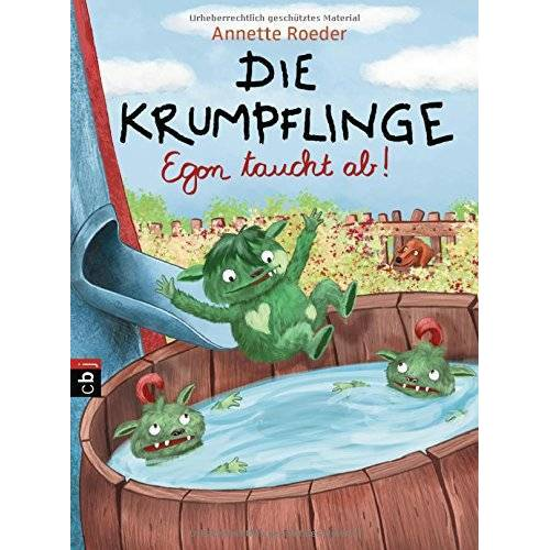 Annette Roeder - Die Krumpflinge - Egon taucht ab (Die Krumpflinge - Serie, Band 4) - Preis vom 21.01.2021 06:07:38 h