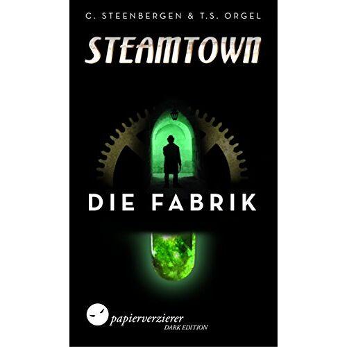 Carsten Steenbergen - Steamtown: Die Fabrik - Preis vom 08.05.2021 04:52:27 h