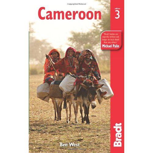 Ben West - Cameroon (Bradt Travel Guide Cameroon) - Preis vom 15.04.2021 04:51:42 h