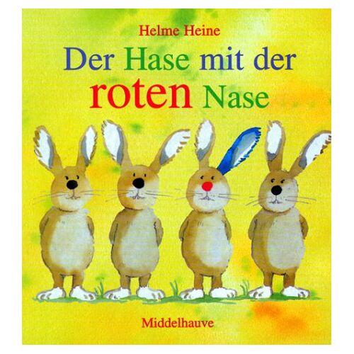 - Der Hase mit der roten Nase - Preis vom 25.02.2021 06:08:03 h