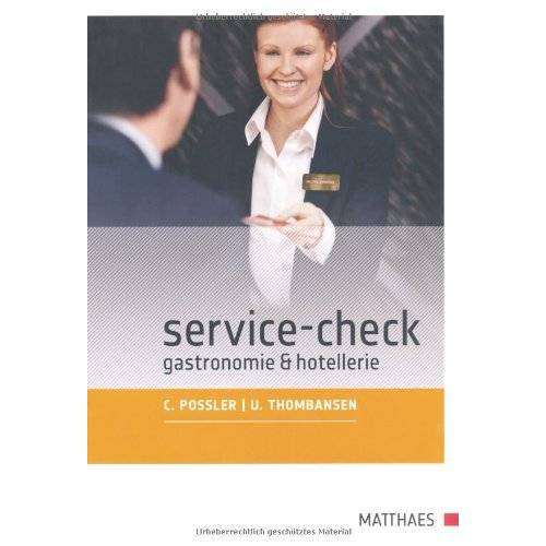 Christine Possler - Service-Check: Gastronomie & Hotellerie - Preis vom 23.06.2020 05:06:13 h