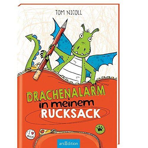 Tom Nicoll - Drachenalarm in meinem Rucksack - Preis vom 03.05.2021 04:57:00 h