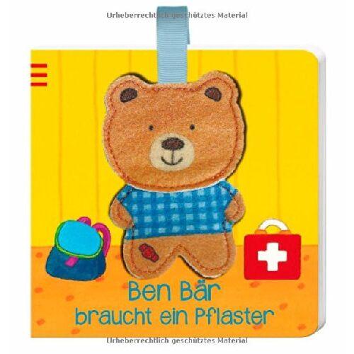 Anna Räuber - Ben Bär braucht ein Pflaster - Preis vom 06.05.2021 04:54:26 h