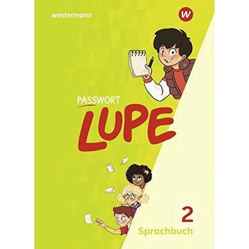 - PASSWORT LUPE - Sprachbuch: Sprachbuch 2 - Preis vom 18.04.2021 04:52:10 h