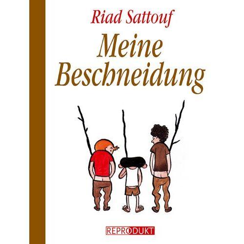 Riad Sattouf - Meine Beschneidung - Preis vom 23.06.2020 05:06:13 h