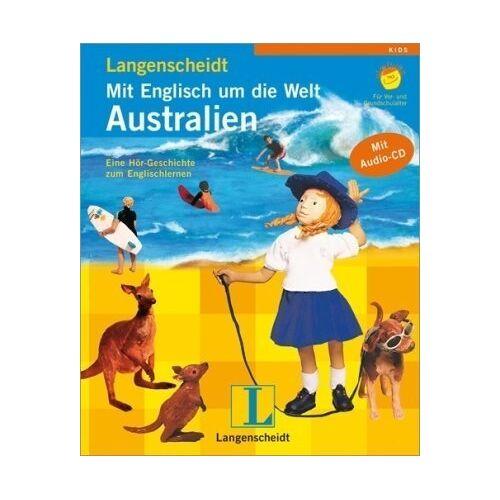 Christian Frieser - Mit Englisch um die Welt - Australien. Buch + CD: Eine Hör-Geschichte zum Englischlernen - Preis vom 05.05.2021 04:54:13 h