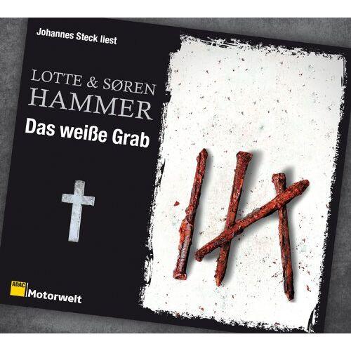 Lotte Hammer - Das weiße Grab, 6 CDs (ADAC Motowelt Hörbuchedition) - Preis vom 07.12.2019 05:54:53 h