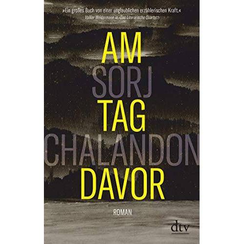 Sorj Chalandon - Am Tag davor: Roman - Preis vom 03.05.2021 04:57:00 h