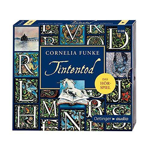 Funke Tintentod - Das Hörspiel (2 CD) - Preis vom 15.04.2021 04:51:42 h