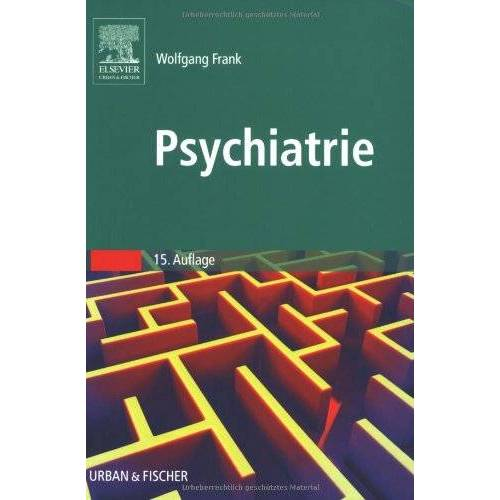 Wolfgang Frank - Psychiatrie - Preis vom 12.05.2021 04:50:50 h