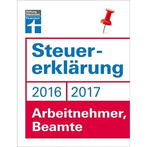 Hans W. Fröhlich - Steuererklärung 2016/2017 - Arbeitnehmer, Beamte - Preis vom 05.09.2020 04:49:05 h