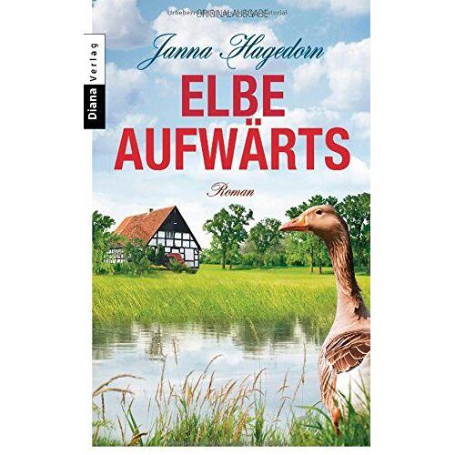 Janna Hagedorn - Elbe aufwärts: Roman - Preis vom 23.02.2021 06:05:19 h