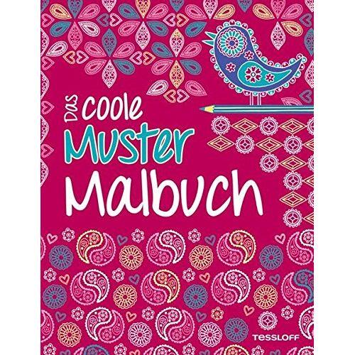 - Das coole Muster-Malbuch (Malbücher und -blöcke) - Preis vom 22.01.2020 06:01:29 h