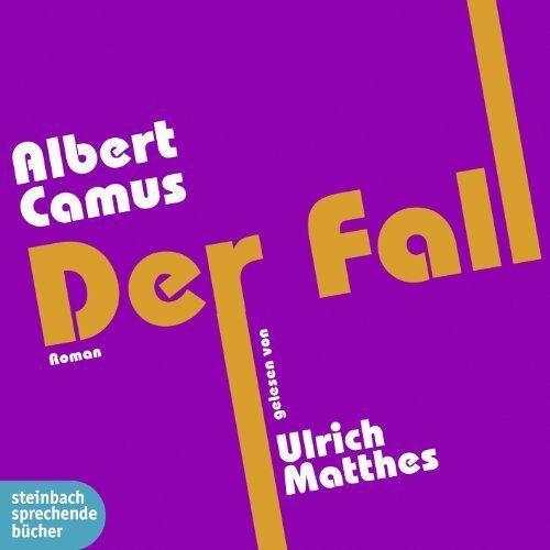 Albert Camus - Der Fall (genehmigte Lesefassung): steinbach auserlesen. Genehmigte Lesefassung - Preis vom 14.04.2021 04:53:30 h